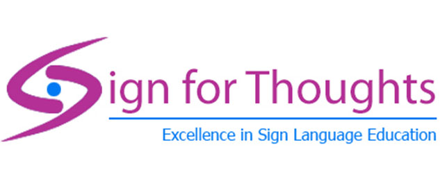 Sign for Thoughts Logo